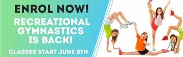 Classes start June 8th!