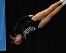 Maddie Davidson - TRA World Championships