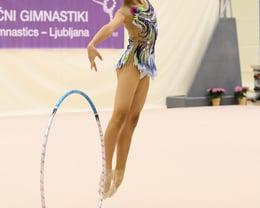 Paris Chin - Junior International - Hoop