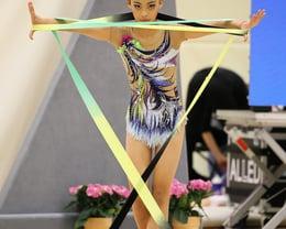 Paris Chin - Junior International - Ribbon