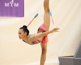 Paris Chin - Junior International - Clubs