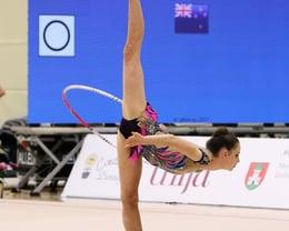 Ashleigh Pont - Senior International - Hoop