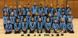 Olympia's 2017 Canterbury Repesentatives - National Champions and Medallists