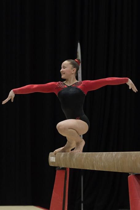 Elliana Irving - 2017 National Champion - Step 6